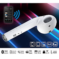Акустическая портативная колонка UKC беспроводная Giant Headphone Speaker Super Bass FM USB Bluetooth 22,2см Б