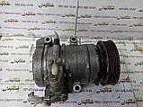Компрессор кондиционера Mazda MPV (ІІ) 1999 -2006 г.в.2.3 бензин 447220-4671 10S17C HFC134a, фото 2