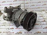 Компрессор кондиционера Mazda MPV (ІІ) 1999 -2006 г.в.2.3 бензин 447220-4671 10S17C HFC134a, фото 3