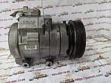 Компрессор кондиционера Mazda MPV (ІІ) 1999 -2006 г.в.2.3 бензин 447220-4671 10S17C HFC134a, фото 4