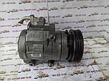 Компрессор кондиционера Mazda MPV (ІІ) 1999 -2006 г.в.2.3 бензин 447220-4671 10S17C HFC134a, фото 6