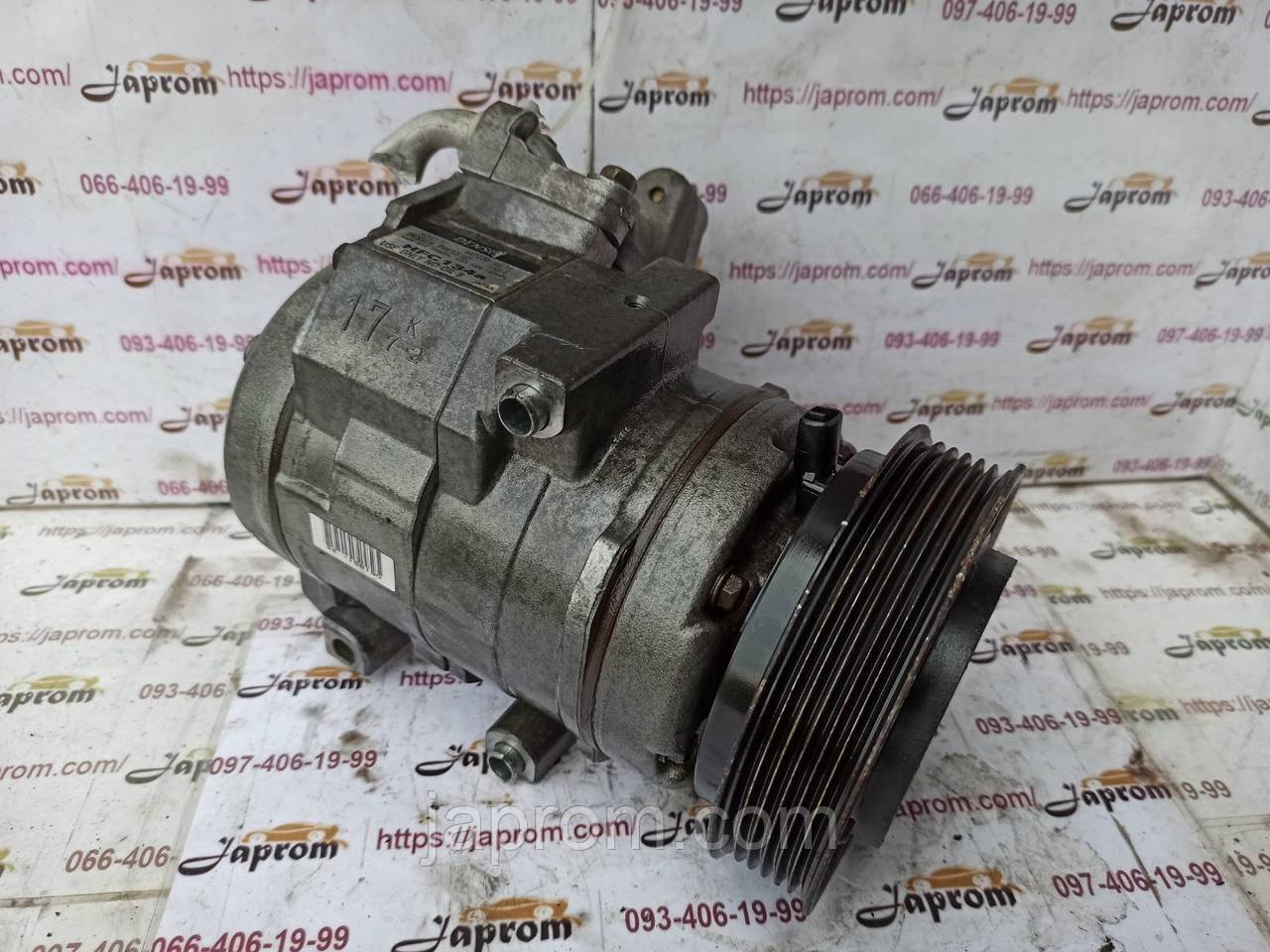 Компрессор кондиционера Mazda MPV (ІІ) 1999 -2006 г.в.2.3 бензин 447220-4671 10S17C HFC134a