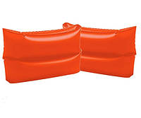 Надувные детские нарукавник для плавания(для детей 6-12 лет, размеры 25-17 см) Intex Интекс