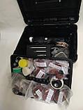 Комплект професійного обладнання та матеріалів для реставрації фар, фото 2