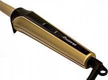 Профессиональная конусная плойка для волос Gemei GM-2914, фото 2