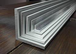 Уголок равносторонний алюминиевый