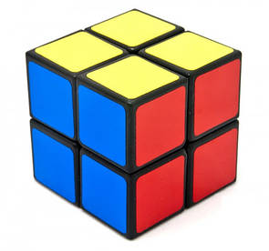 Головоломка Smart Cube Кубик 2х2х2 Яскравий (Smart Cube 2х2 Fluo)