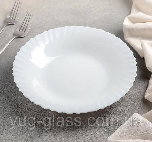 Глубокая тарелка люминарк