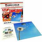 Весы напольные Grunhelm BES-BLB (Одуванчик-голубой), фото 4