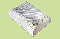 Ортопедическая подушка из натурального латекса для взрослых ТОП-202 Тривес (Россия)