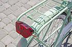Велосипед женский городской VANESSA 26 mint с корзиной Польша, фото 2
