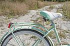 Велосипед женский городской VANESSA 26 mint с корзиной Польша, фото 10
