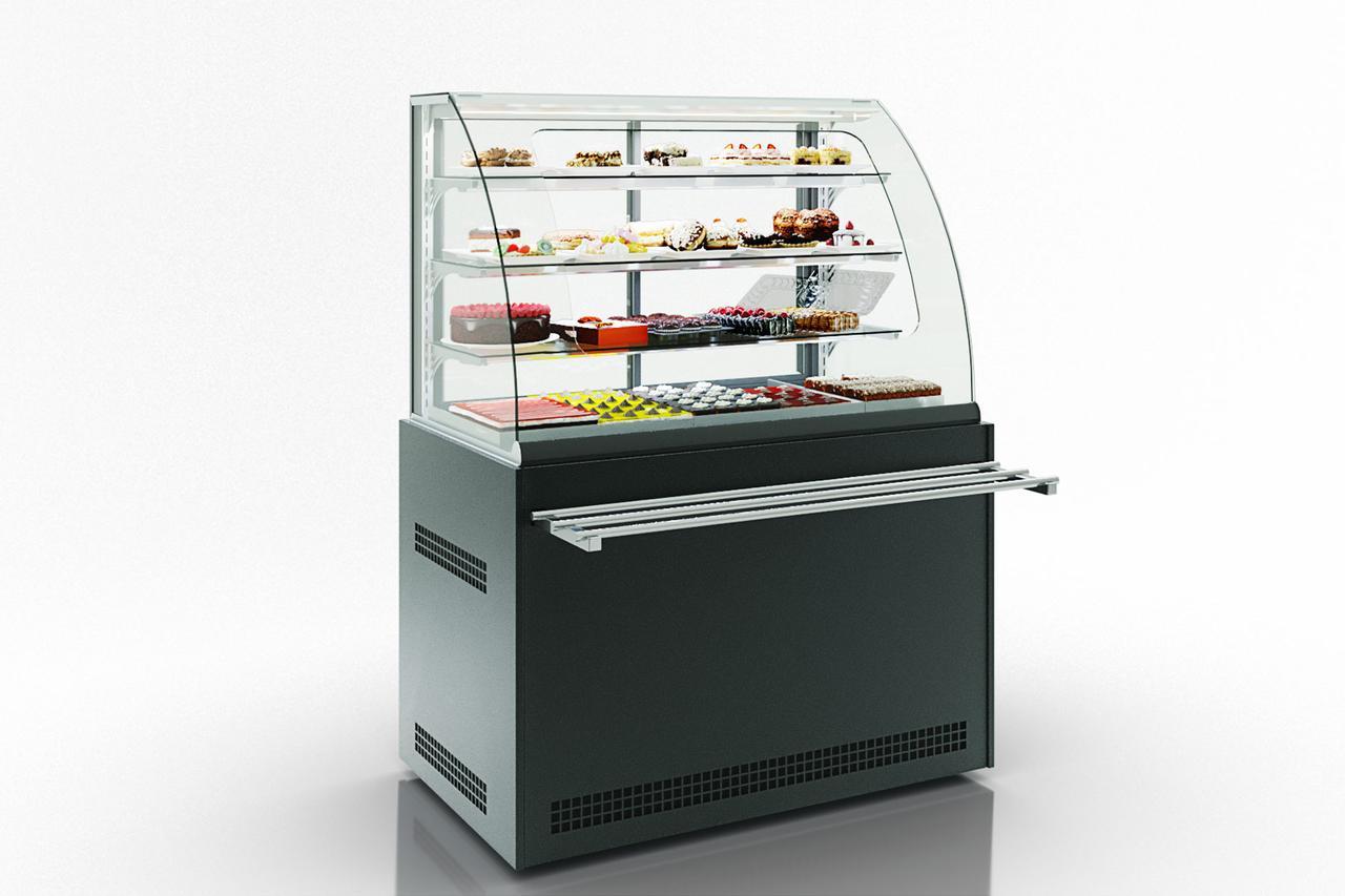 Кондитерская холодильная витрина DAKOTA GA 085 PATISSERIE SELF SL A