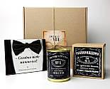 """Подарочный набор мужской """"Сегодня тебе можно все"""": шоколад, консервированные носки и печенье с предсказаниями, фото 8"""