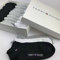 Набір чоловічих шкарпеток Tommy Hilfiger(30штук) Хілфігер у коробці