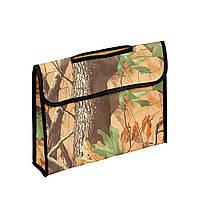 Чехол на мангал-чемодан на 6 шампуров 400х360х60мм