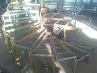Проектирование, дизайн, изготовление и монтаж лестниц.