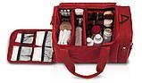 Сумка укладка для фельдшера доктора медсестрым JUMBLE'S red, фото 3