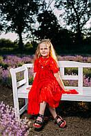 """ДИТЯЧА сукня / дитяче плаття """"LAVANDE"""" MAXI"""