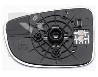 Вкладыш зеркала правый с обогревом выпуклый CX5 2012-16