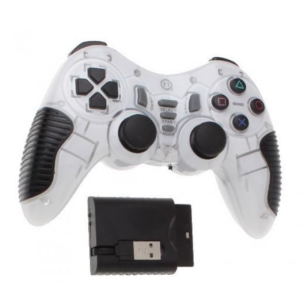 Игровой геймпад для смартфона беспроводной игровой джойстик геймпад Android,iOS,PC,PS,XBox360 БЕЛЫЙ