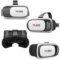 3D очки виртуальной реальности VR-Box без пульта очки VR