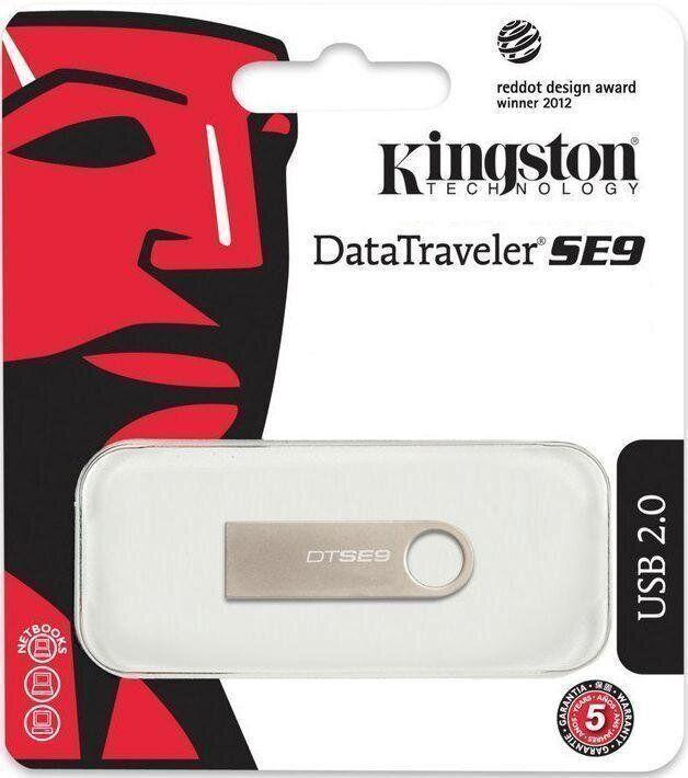 USB накопитель Kingston DataTraveler SE9 64GB (DTSE9H/64GB)