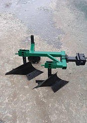 Плуг двухкорпусный мототракторный (1Т)