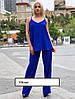 Нежный женский костюм 776 кэт, разные цвета  от 42 до 52р., фото 3