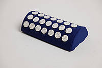 Аппликатор Кузнецова подушка (полувалик) массажный (акупунктурный) 24х12х6 VMSport (vms-023)