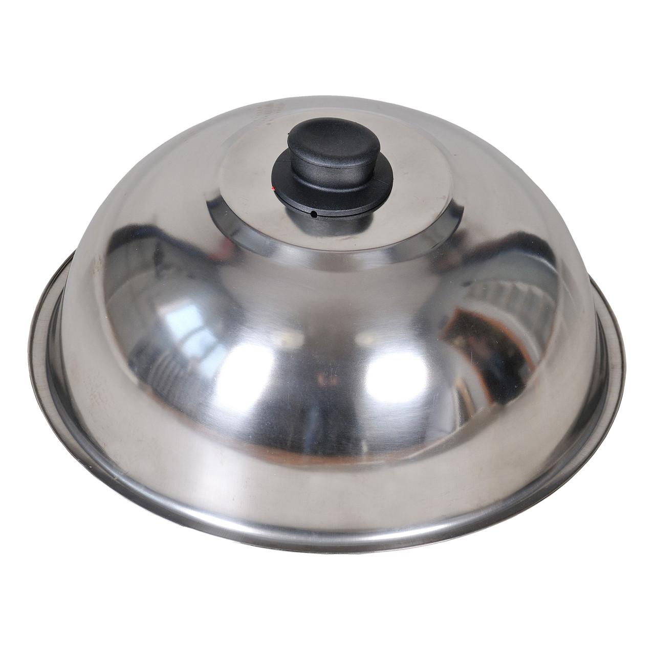 Крышка на Садж для подогрева мяса 360 мм