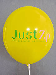Печать на воздушных шарах  (Пример № 11)