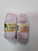 Пряжа для ручного вязания Baby Cotton