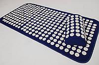 Аппликатор Кузнецова (Ляпко) массажный акупунктурный коврик с подушкой VMSport (vms-025)