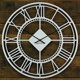 Настінні годинники Glozis London 50 х 50 White КОД: B-027