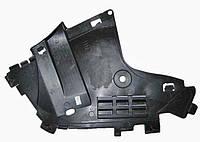 Защита переднего бампера правая FPS Dacia / Renault Logan фаза 1, Lada Largus, фото 1