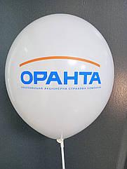 Печать на воздушных шарах  (Пример № 17)