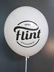 Печать на воздушных шарах  (Пример № 18)