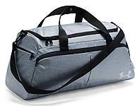 Спортивная сумка Under Armour W's Undeniable Duffle-S, серая (1306405-001), фото 1