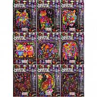 Набор для детского творчества Мозаика из кристаллов CRYSTAL MOSAIC DANKO TOYS Украина CRM-01-01