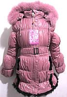 Зимняя куртка для девочки ФС8010