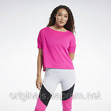 Женская футболка Reebok Perforated GG8197 2020