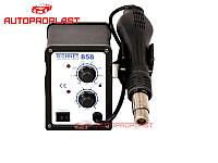 TECHNET 858. Сварочный аппарат (паяльная станция) для сварки пайки пластика бамперов автомобилей