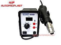 TECHNET 858D. Сварочный аппарат (паяльная станция) для сварки пайки пластика бамперов автомобилей