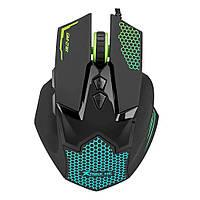 Миша дротова ігрова XTRIKE ME Gaming Backlight GM-216, чорна