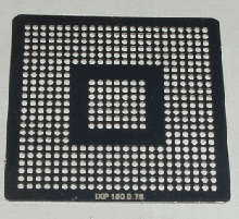 Трафарет прямого нагрева IXP150 0.76mm