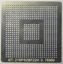 Трафарет прямого нагрева ATI 216PS2BF22H 0.76mm