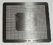 Трафарет прямого нагрева ATI 900064M 0.60mm