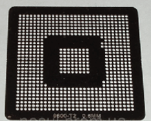 Трафарет прямого нагрева 9600-T2 0.60mm