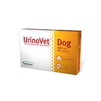 Ветпрепараты VetExpert (ВетЭксперт) UrinoVet Dog Поддержание и восстановление функций мочевой системы у собак, Выбор: 30 шт.